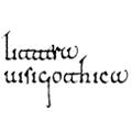 Littera Visigothica