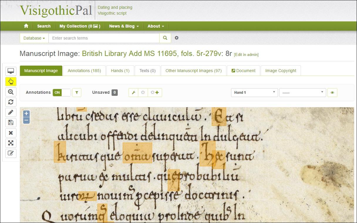 VisigothicPal anotacion