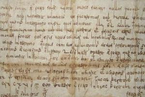 Curso: La escritura visigótica en los siglos VII-IX.