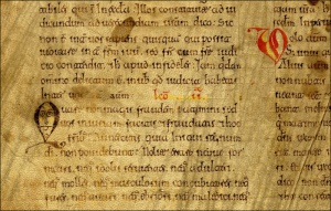 There are no books… Galician Visigothic script codices