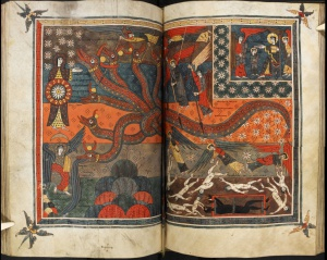 Codex of the month (II): British Library, Add. Ms. 11695 (2) The codex