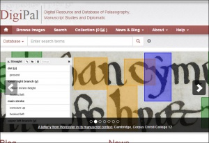 VisigothicPal: when Visigothic script meets the DigiPal software