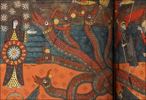 Upcoming event! LitteraVisigothica at the Medieval Manuscripts seminar series