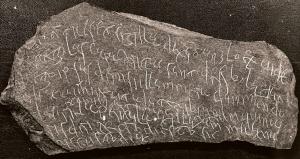 Escribir en la Península Ibérica antes del año 1000