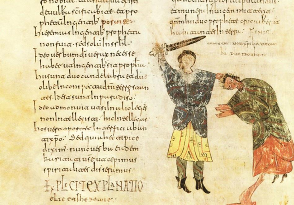 Visigothic script